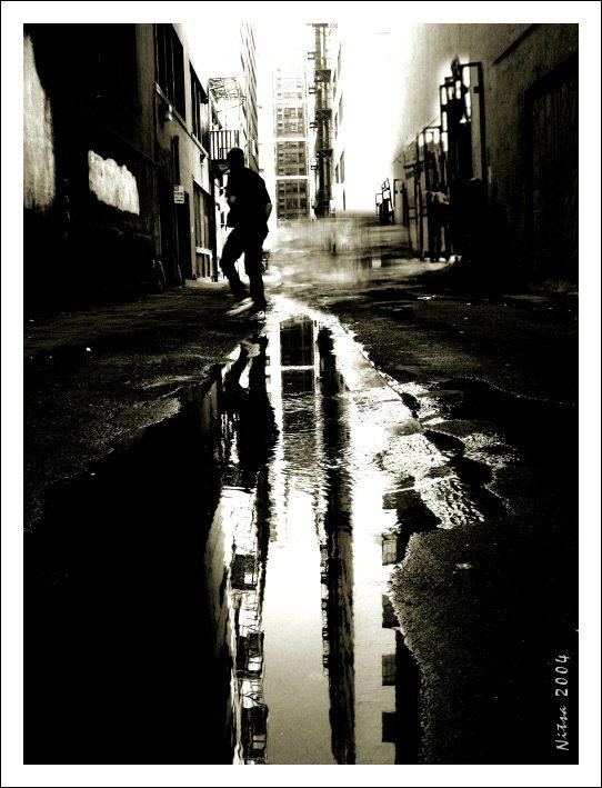"Figura 5. ""After the rain"", fotografía de Nitsa (nonphotography.com)."