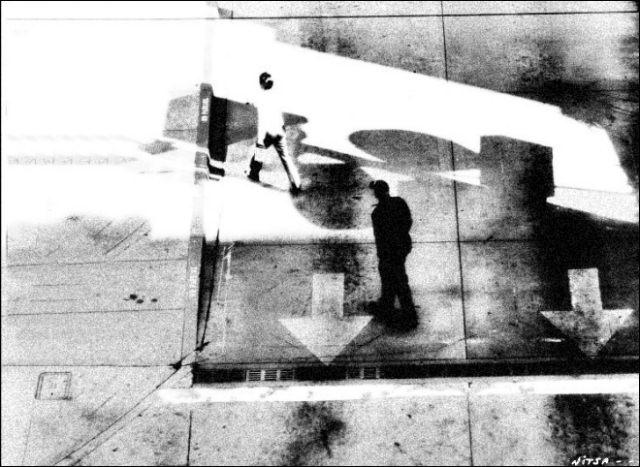 "Figura 7. ""Stay inside the lines"", fotografía de Nitsa (nonphotography.com)."