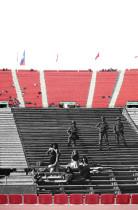 Tres maneras de explicar la presencia de graderías antiguas en un Estadio remodelado