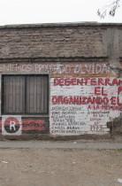 Santiago de Chile visto a través de espejos negros