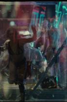 La ciudad posmoderna: una muerte a través de espejos transparentes.