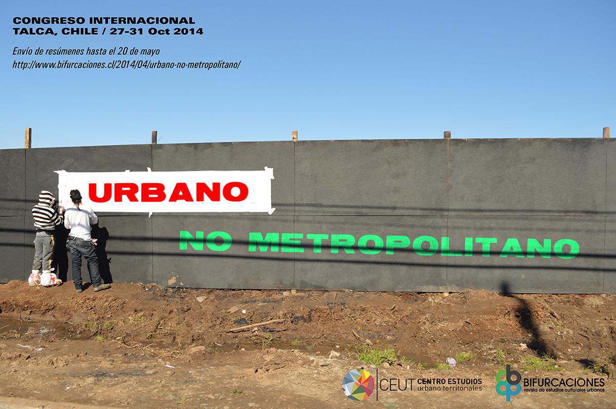 Urbano No Metropolitano