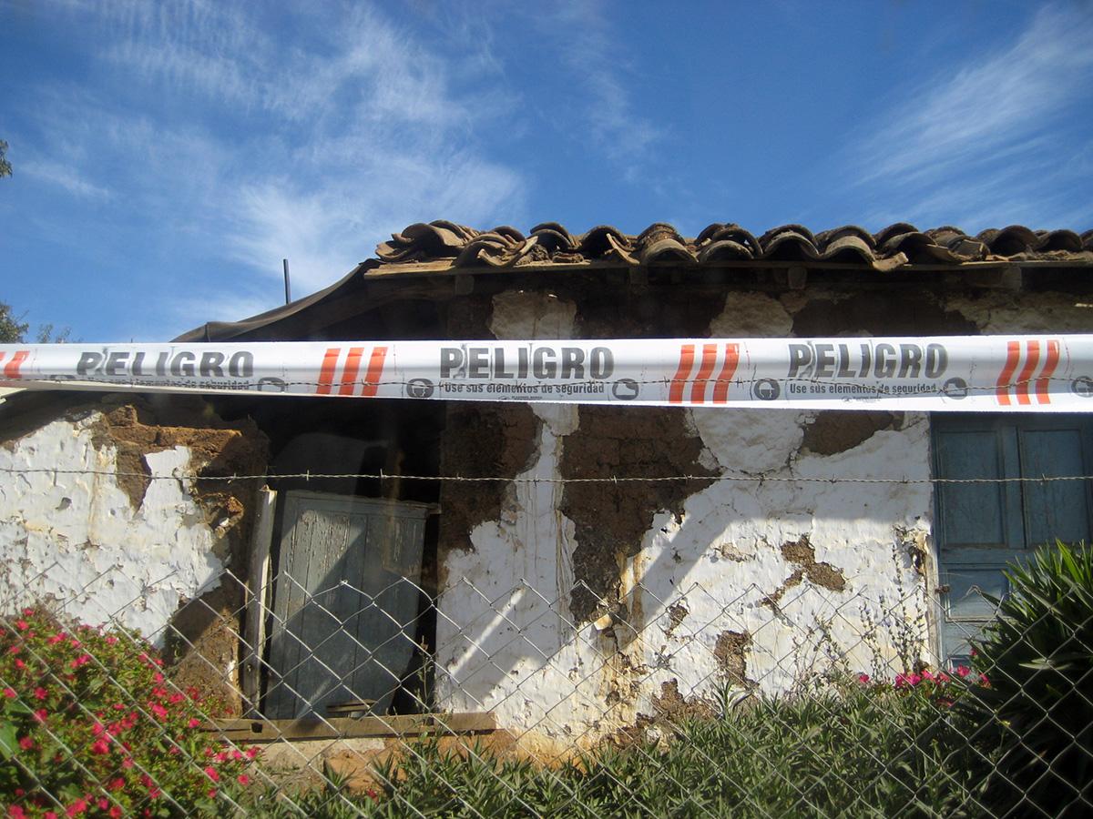 Terremoto 27F en Talca