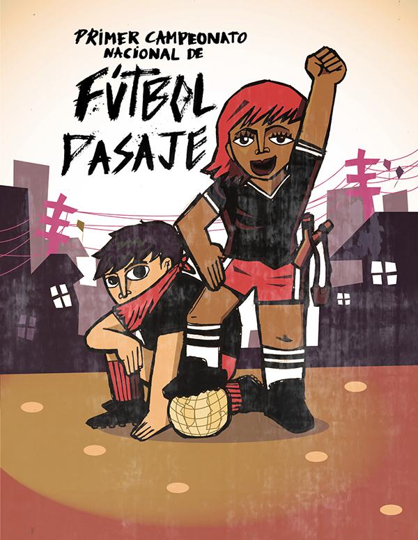 Fútbol Pasaje