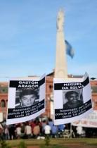 Los desaparecidos de la democracia argentina