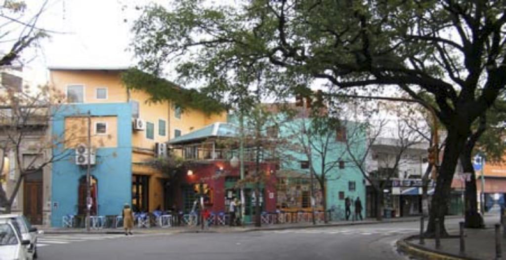 Fig. 4. Bar El Taller circa 2010. Fotografía: Fernando Mazas.