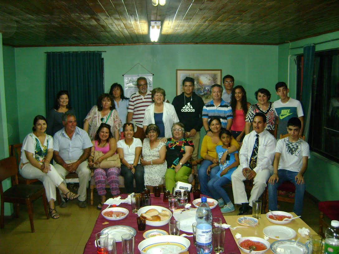Migrantes en la Congregación del Buen Pastor.