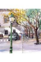 La calle, el barrio, la ciudad