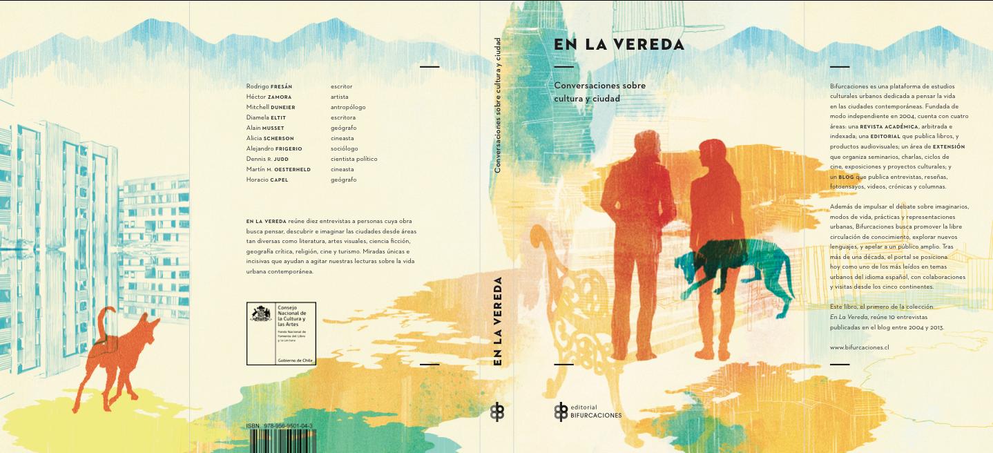 En La Vereda: portada extendida
